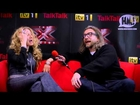 The X Factor 2012: Melanie Masson talks to Jamie East about being a MILF