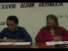 Edith Mendoza Pino, ExPresidenta Municipal renuncia frente a cabildo