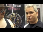 Play Unplugged TV 2-23 Interview with Curt Covert of Smirk & Dagger Games (Gen Con Indy 2012)