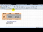 How To Hide Or Unhide The Formula Bar In Excel (English)