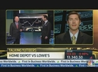 Talking Numbers: Home Depot vs. Lowe's