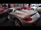Essen Motor Show 2012: Porsche Carrera GT revving