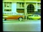 1960 Chevrolet TV Ad: The Impala in New York