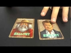 Gen Con 2012 Knock Down Drag Out Wild West Bar Room Brawl Card Game