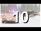 Winter Car Crash Compilation 10 NEW - CCC :)