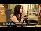 Lucy Hale Talks PRETTY LITTLE LIARS
