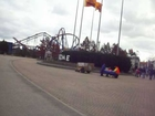 Six Flags Great America Trip 14 Introduction to Fright Fest Closing Day