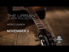 URBAN Guitars: Tune in to HSN at Midnight on November 3rd!