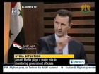 Pt. Bashar Al-Assad interview with Addounia Tv Channel, Damascus 29/08/2012- 2nd,3rd part