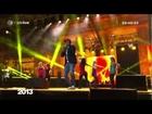 Willkommen 2013 RIO Feat. U-Jean (ZDF HD LIVE@121231 Berlin)