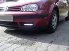 Światła do jazdy dziennej - montaż Bydgoszcz - VW Golf