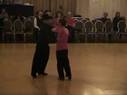 Michael DeLanoy and Holly Edwards--- West Coast Swing--- UCWDC Open Div III Dance Fiesta 2012