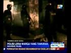 Tawuran Antarwarga, Seorang Polisi Terluka