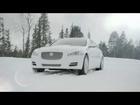 Jaguar AWD XJ + XF 2013 On Ice Commercial Carjam TV HD Car TV Show