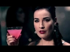 The original Cosmopolitan story - by Cointreau staring Dita Von Teese