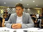 Supernatural's Jensen Ackles Interview, Comic-Con 2012 Press Room
