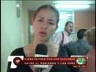 Opiniones políticas en Valledupar por los dialogos de paz entre el Gobierno y las Farc