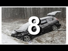Winter Car Crash Compilation 8 NEW - CCC :)