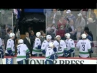 Rick Rypien attacks Minnesota Wild fan.mpg