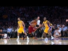 Top 10 NBA Crossovers: January 2014