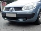 Światła do jazdy dziennej LED - Renault Scenic II