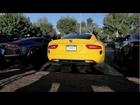 New Srt Viper, Lamborghini Aventador, and Lexus LFA Revving Competition!