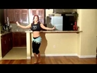 20 Minute Workout Belly Dance Therapy with Katia