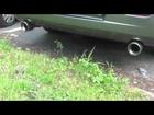 Chrysler 300C 5.7L HEMI V8 with FLOWMASTER cat-back revving !
