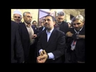 Iran seeks to play down shoe thrown at Mahmoud Ahmadinejad