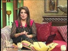 Roya Tea With Ayesha Sana (Part 04) (09-09-2013)