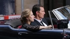 Matthew McConaughey and Scarlett Johansson Film Fashion Ad in New York