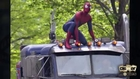 'The Amazing Spider-Man 2' Stunt Coordinators Talk Sequel Action