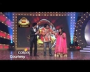 Krushna makes fun of Bharti