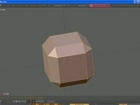 Bevel et Subdivide smooth _ Blender 2.46