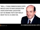 FCC Commissioner Copps