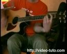 Madonna La Isla Bonita - Acoustic Cover - Chords Tutorial