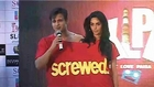 Vivek Oberoi - Mallika Sherawat at the first look launch of Kismet Love Paisa Dilli