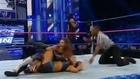 Divas Champion Eve Torres & Aksana Vs. Layla & Kaitlyn - WWE Smackdown 10/26/12