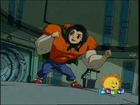 JACKIE CHAN ADVENTURES [evil mask] [dog]