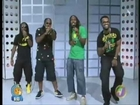 TVJ - TOK PERFORMANCE ON SMILE JAMAICA [AUG 3RD 2012]